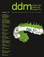 Digital Dental Magazin Ausgabe 2 | 2017