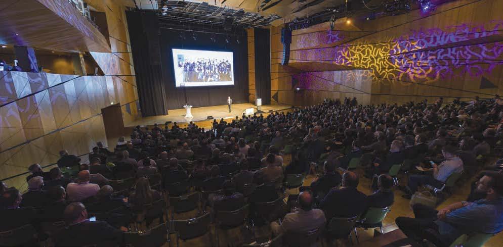 exocad Insights 2018 mit mehr als 570 Teilnehmern aus 42 Ländern ausgebucht