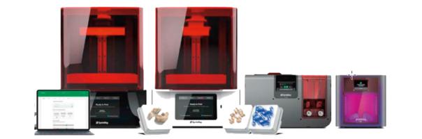 SprintRay erweitert 3D-Drucksystem für den Dentalbereich