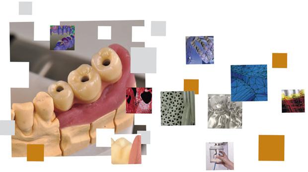 Der digitale Workflow und die Materialien
