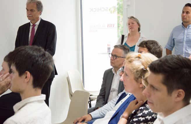 VITA Akademie Allgäu, Dentallabor und Fräszentrum feierlich eröffnet