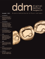 Digital Dental Magazin Ausgabe 1 | 2014