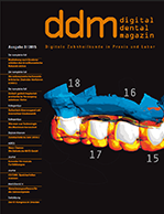 Digital Dental Magazin Ausgabe 3 | 2015