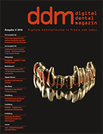Digital Dental Magazin Ausgabe 3 | 2018