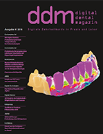 Digital Dental Magazin Ausgabe 4 | 2016
