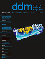 Digital Dental Magazin Ausgabe 5 | 2016